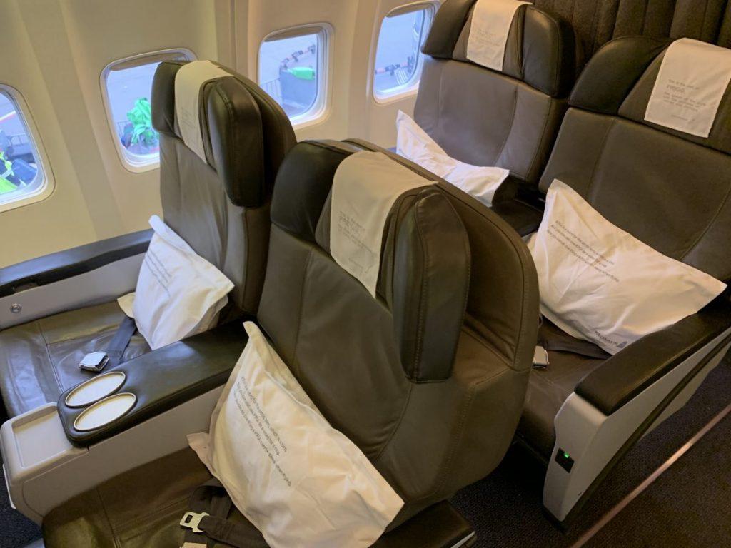 Saga Class Sitz