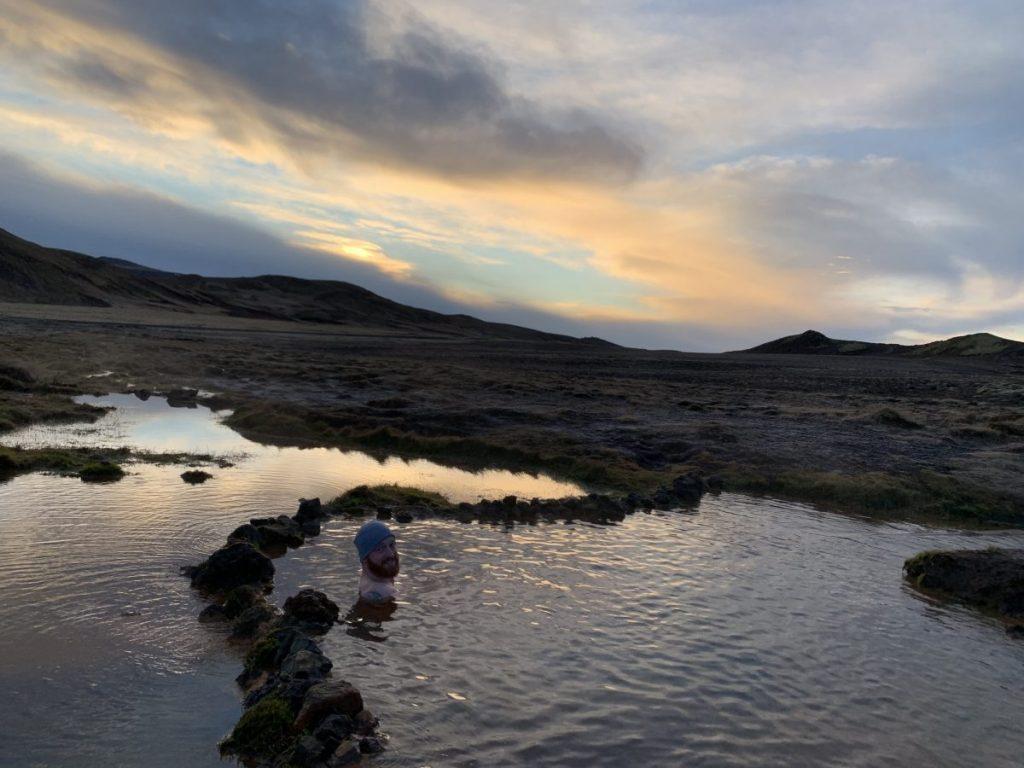 Skátalaug Hotpot in Reykjanes