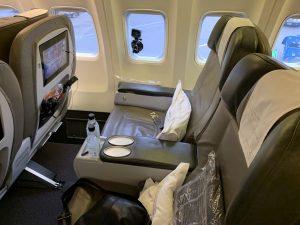 Sitzplatz Saga Class