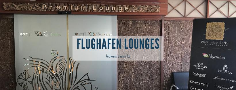 Flughafen Lounges