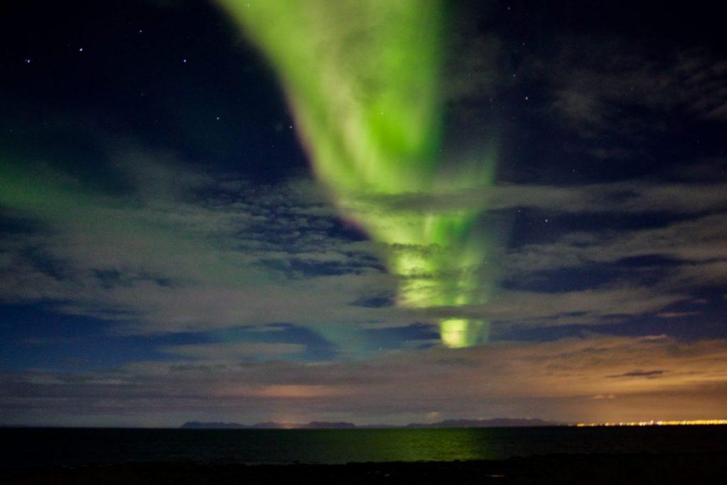 Tipps zur Sichtung der Nordlichter