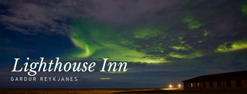 Lighthouse Inn – Gardur Reykjanes