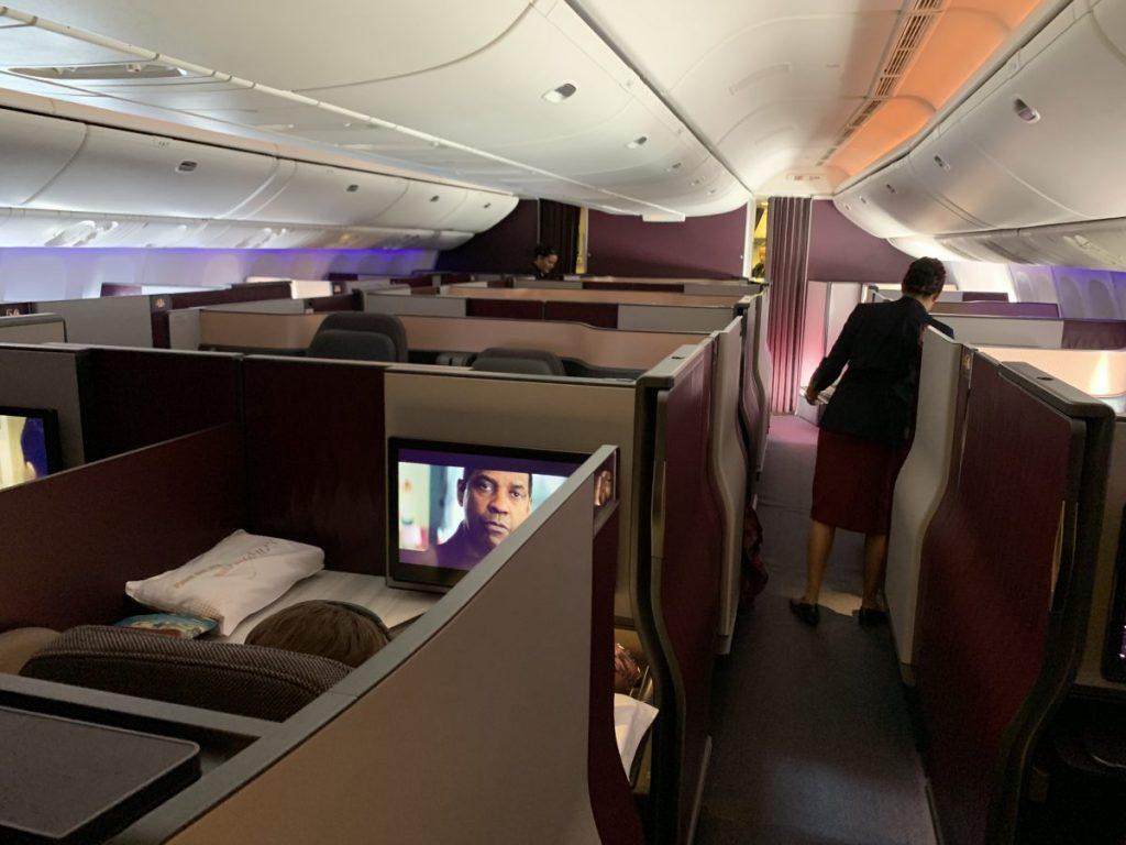 Privilege Club - Lohnt es sich Meilen zu sammeln? Hier ein Beispiel mit den Qmiles von Qatar Airways