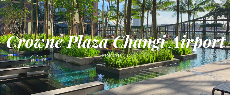 Crowne Plaza Flughafenhotel Changi Airport Singapore - Titel