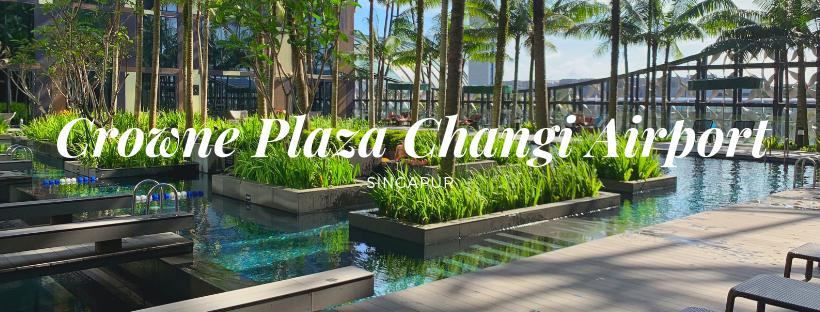 Crowne Plaza Flughafenhotel Changi Airport Singapore - Titel