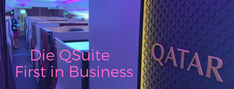 Qatar Airways Qsuite Titel