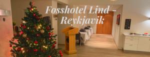 Fosshotel Lind in Reykjavik Titel