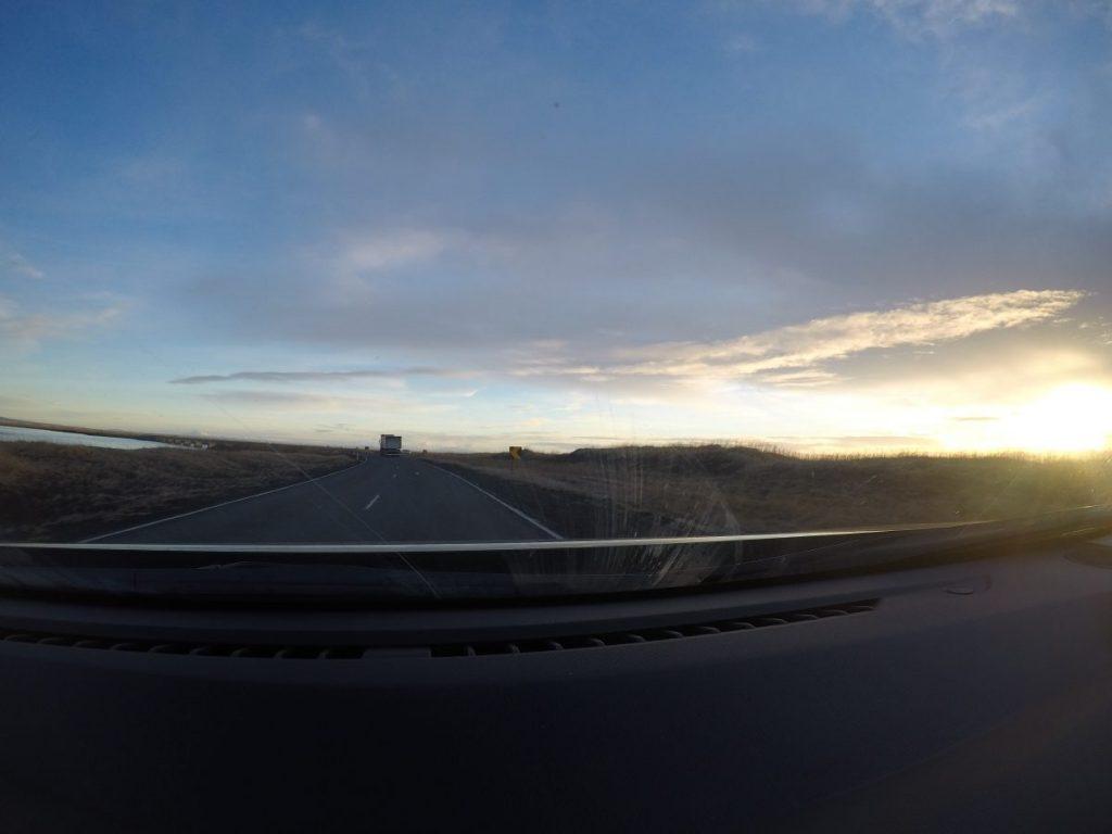 Fahrt durch den Süden