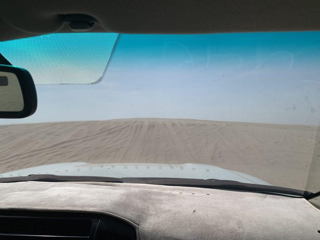 Wüstensafari in Katar