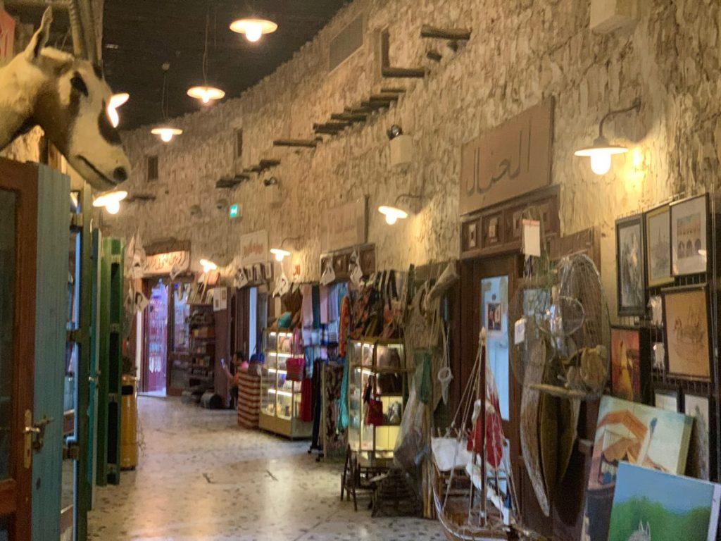 Souq Waqif - Eine Führung über den Markt in Doha