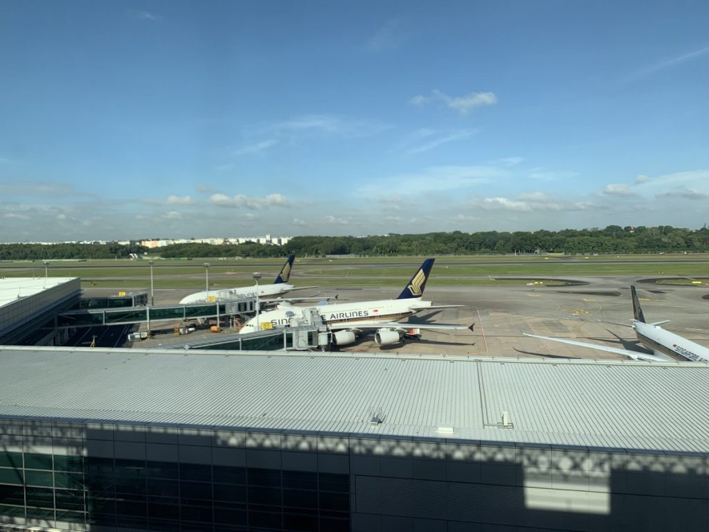 Singapore Airlines Flugberichte