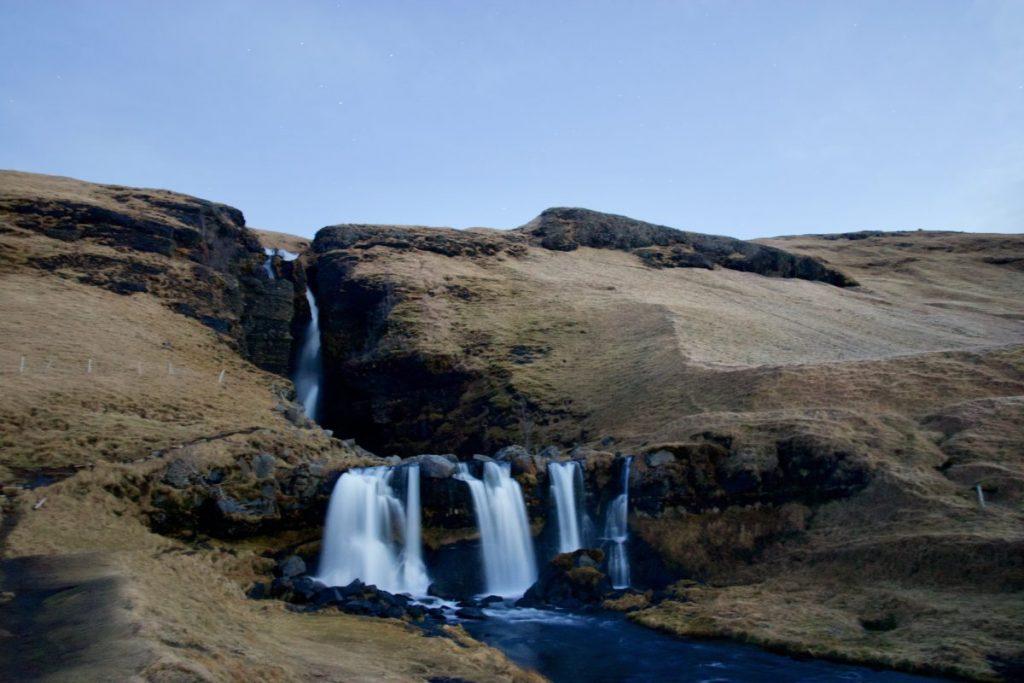 Gluggafoss im Süden von Island - TOP Highlights in Island -Golden Circle und Südküste-