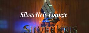 Silverkris Lounge von Singpore Airlines in Singapur