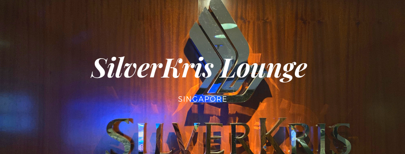 Silverkris Lounge von Singpore Airlines in Singapur