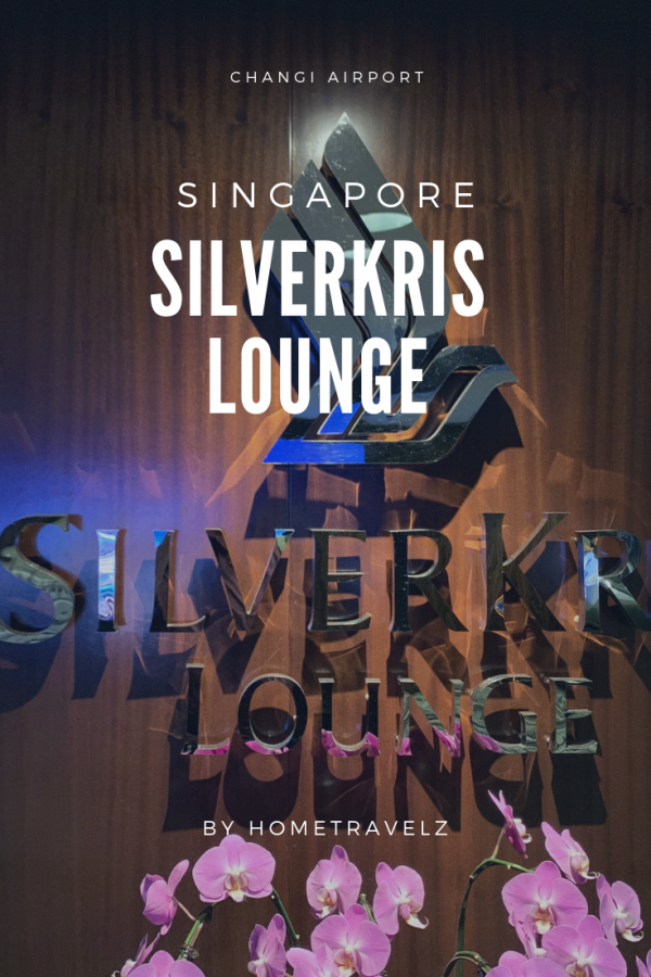 SilverKris Lounge in Singapore