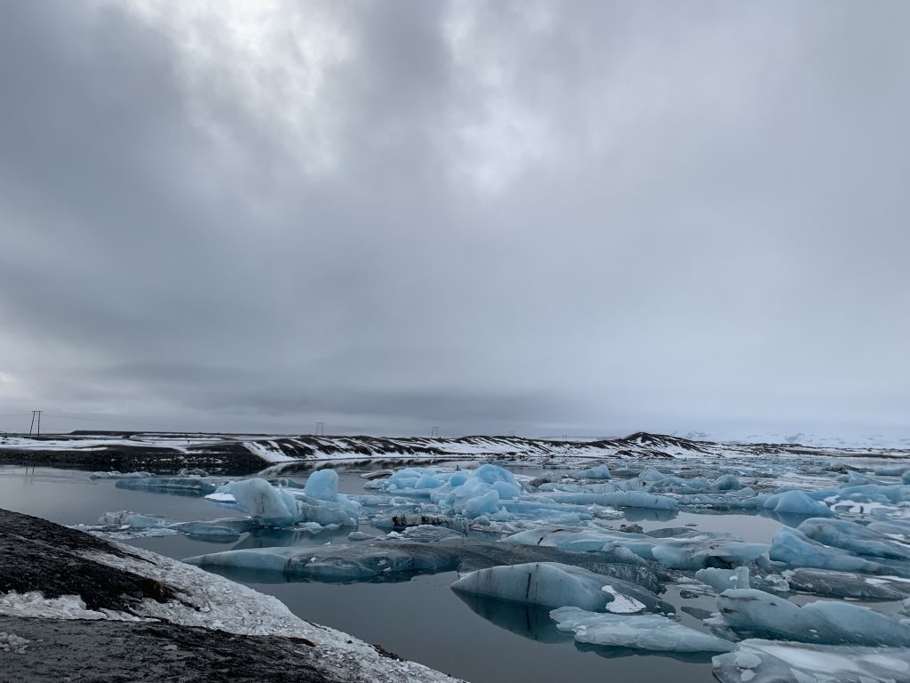 Jökulsarlon - Eisberge TOP Highlights in Island -Golden Circle und Südküste-