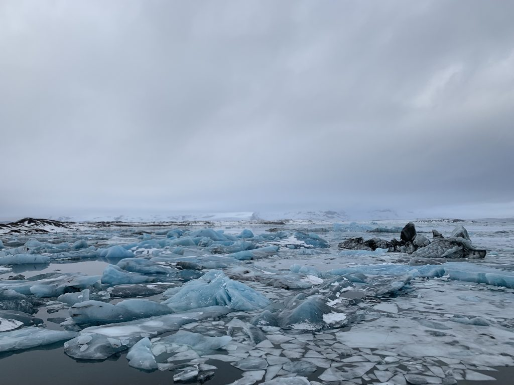 Jökulsarlon - Eis TOP Highlights in Island -Golden Circle und Südküste-