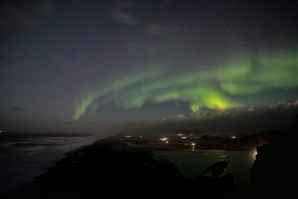 Island im Februar 2019