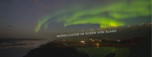 Islands Südküste mit Nordlichtern 2