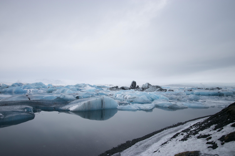 Jökulsárlón – Die Gletscher Lagune im Süden Islands