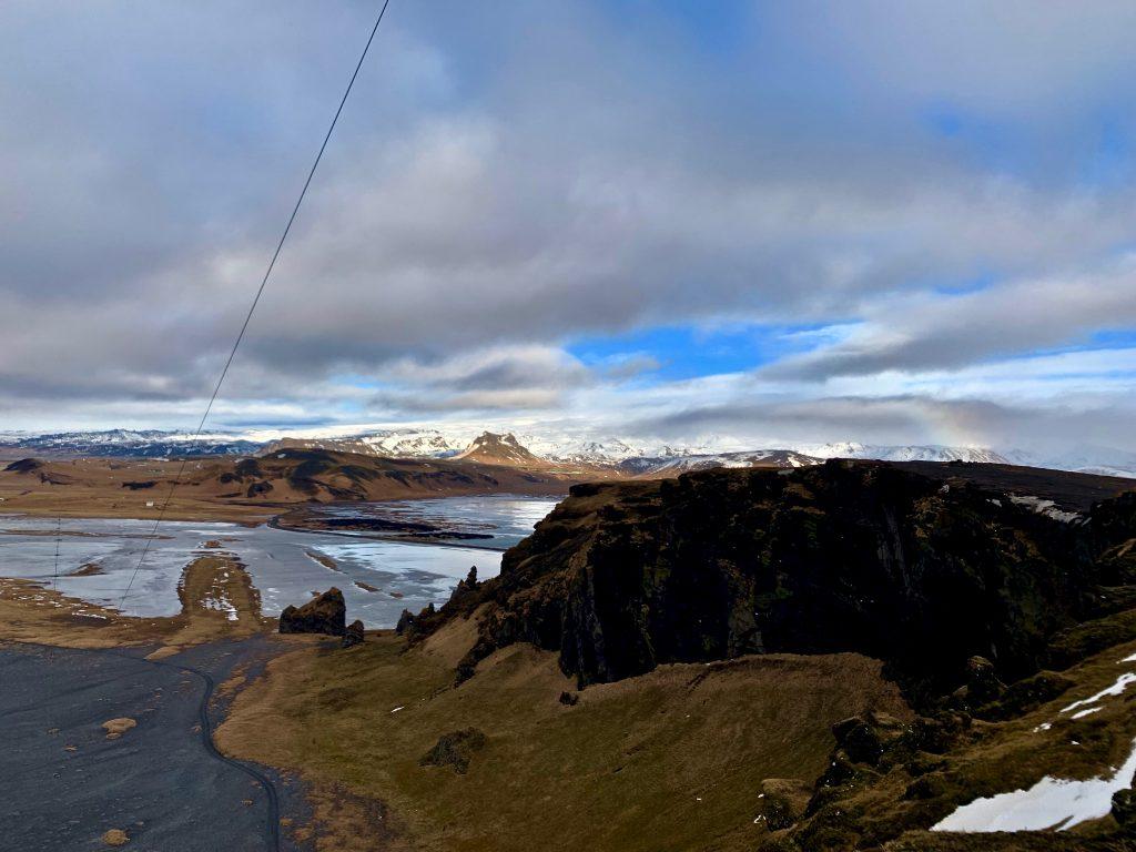 Die Südküste mit Gletscher - TOP Highlights in Island -Golden Circle und Südküste-