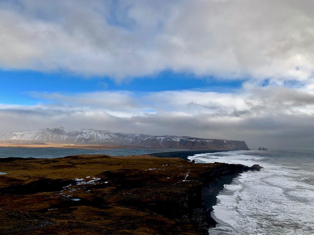 Südküste mit guten Wetter - TOP Highlights in Island -Golden Circle und Südküste-
