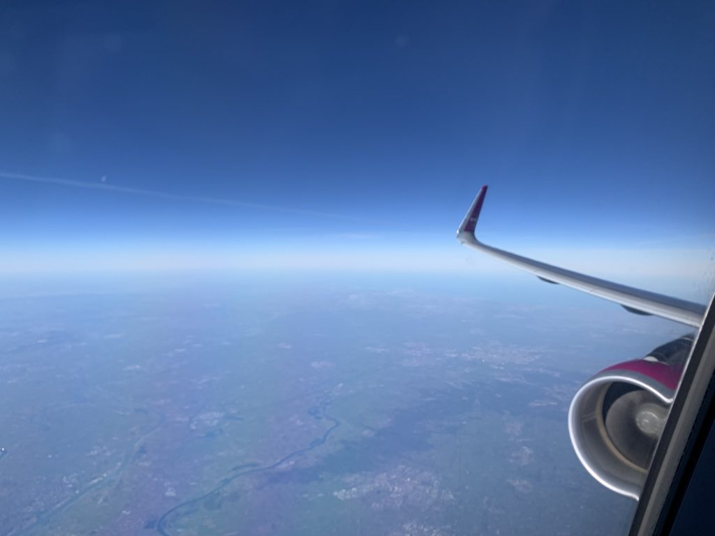 WOW Air Big Seat im A321