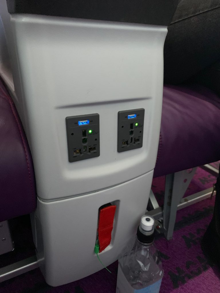 WOW Air Big Seat im A321