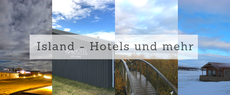 Island und seine Hotels