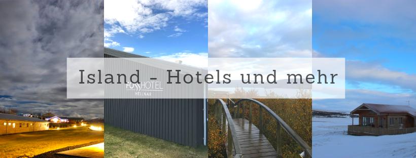 Island – Hotels und mehr