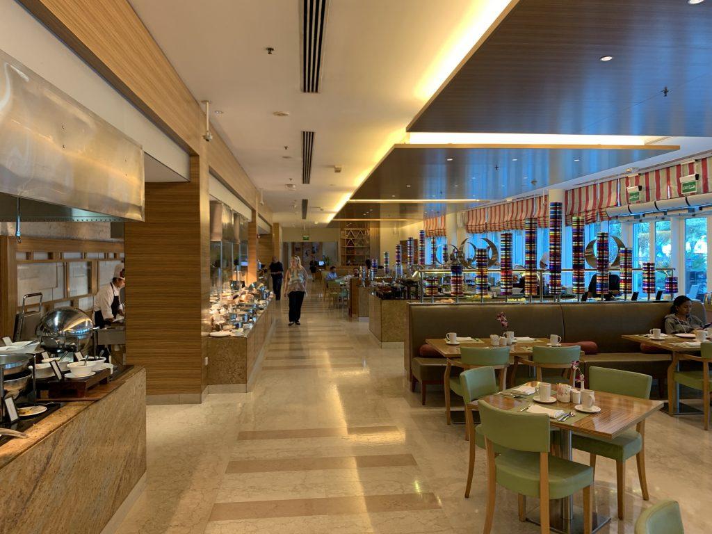 Hilton Doha - Frühstücksbüffet