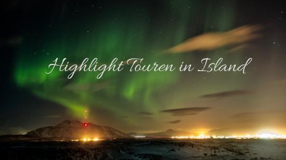 Highlight Touren in Island