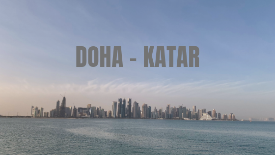 Doha Katar - Titel