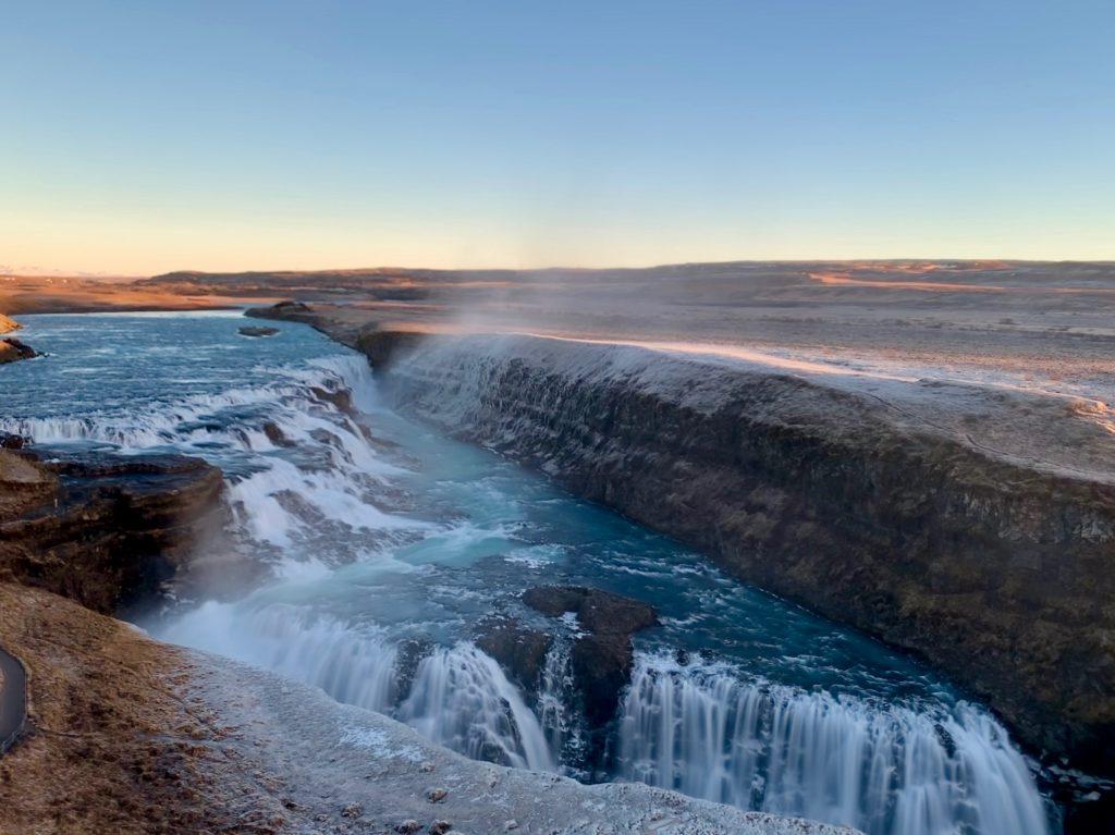 Highlight Touren in Island - Gullfoss