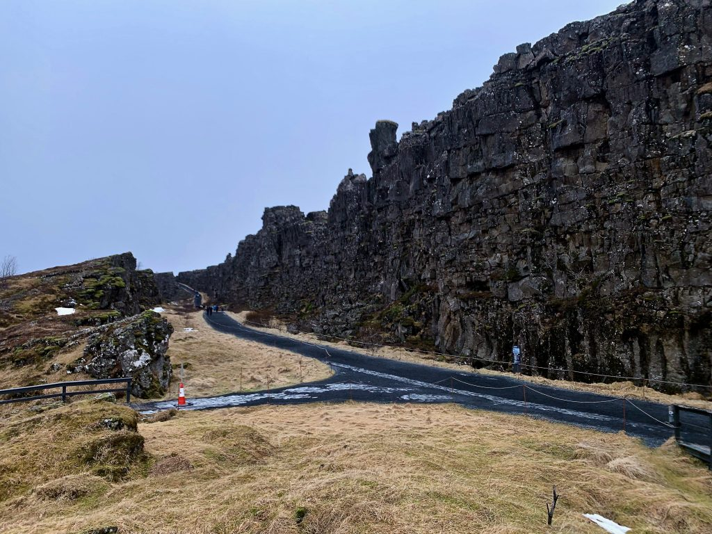 Das Althing im Þingvellir Nationalpark - TOP Highlights in Island -Golden Circle und Südküste-