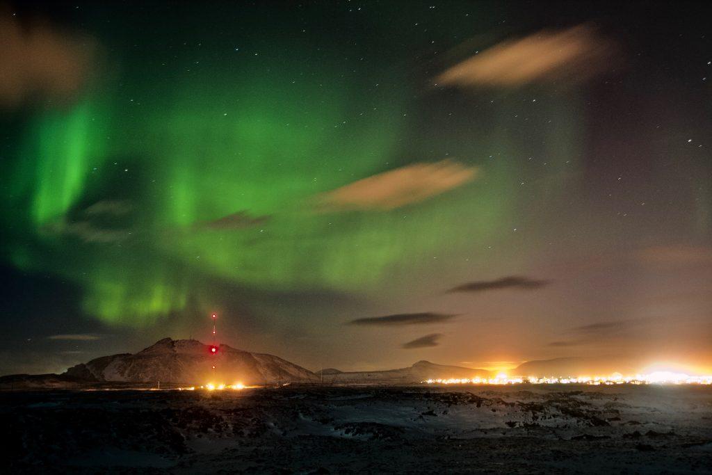 Nordlichter Highlight Touren in Island