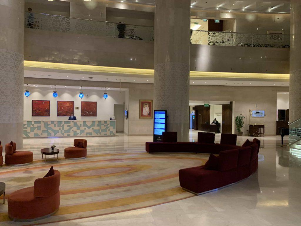 Hilton Doha - Stadthotel mit Pool und Strand