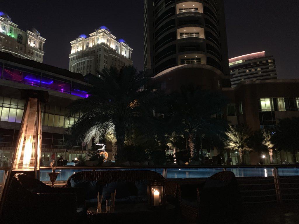Hilton Doha - Alkohol im Hotel oder nicht