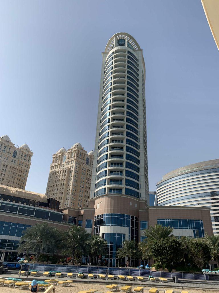 Das Hilton in Doha