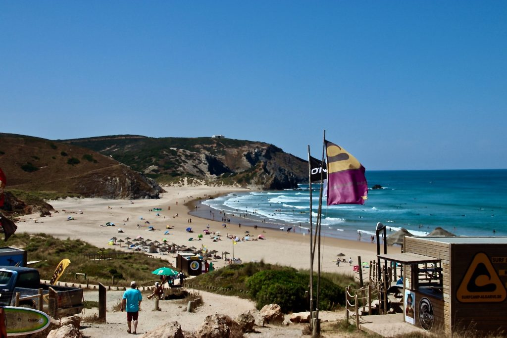 6 Strände der Algarve