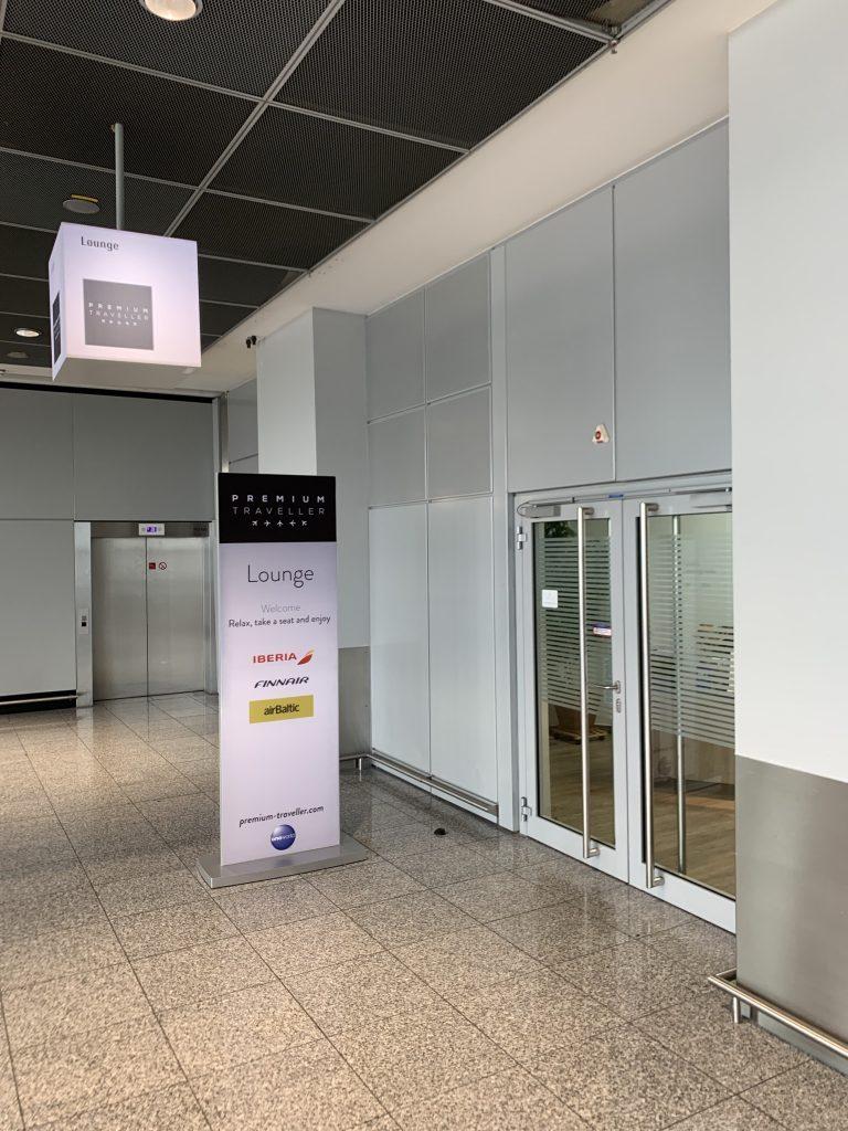 Premium Traveller Lounge in Frankfurt im Terminal 2