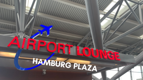 Airport Lounge Hamburg Plaza