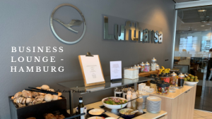 Lufthansa Business Lounge Hamburg