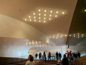 Die Elbphilharmonie Aussichtsplattform