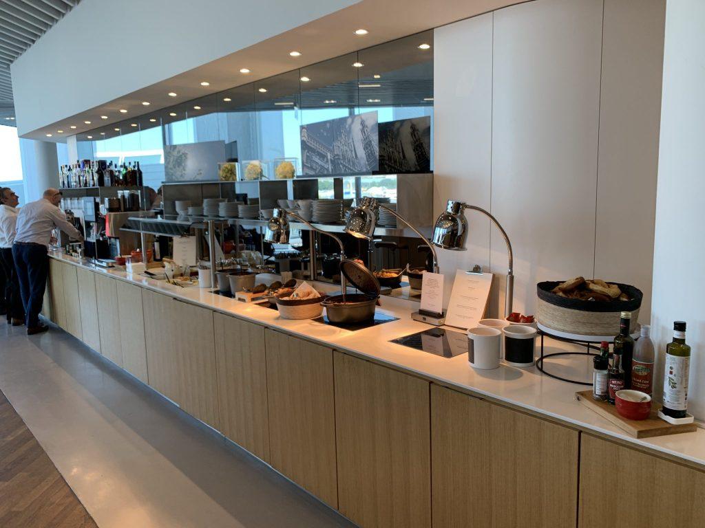Lufthansa Senator Lounge München - Terminal 2 Satellit K L