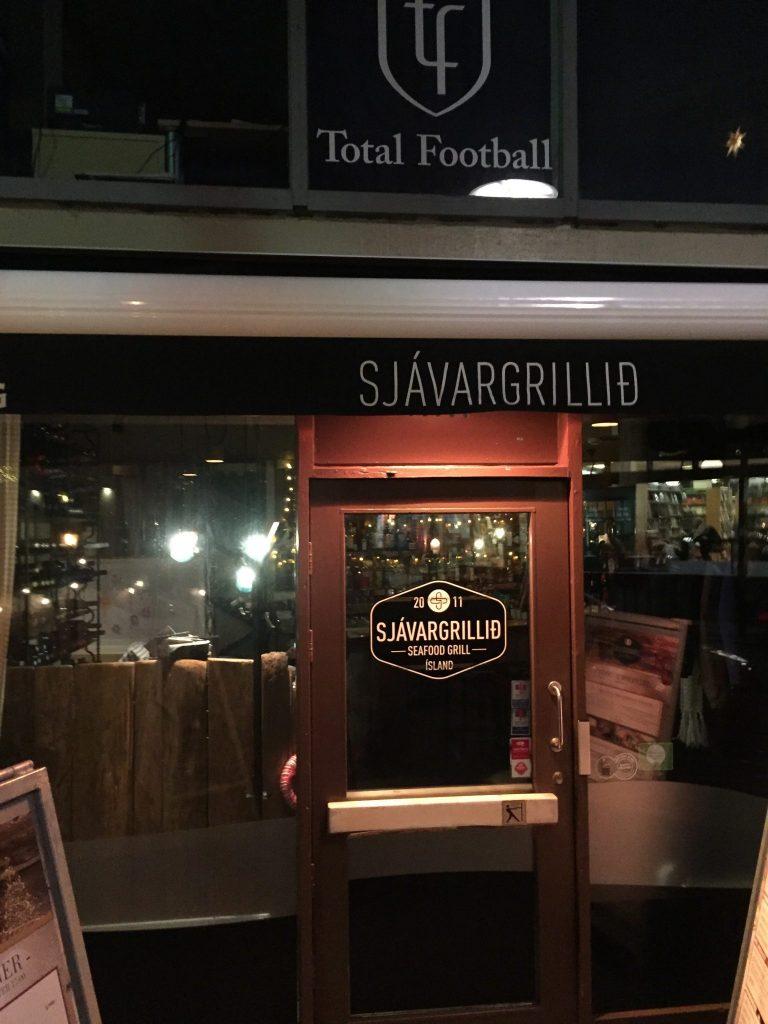 Sjavargrillid Sea Food Restaurant