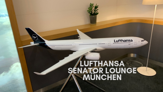 Lufthansa Senator Lounge München