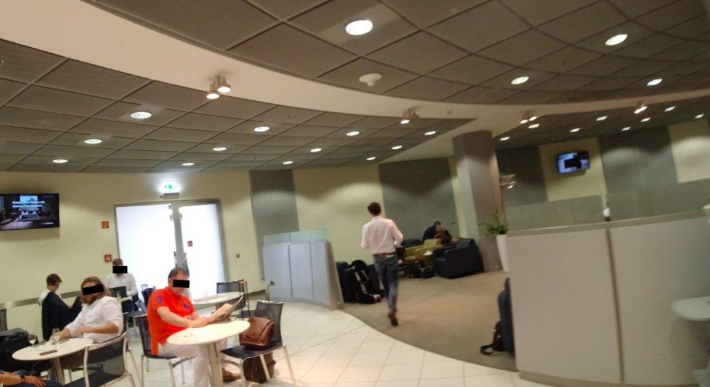 Lufthansa Senator Lounge Köln/Bonn