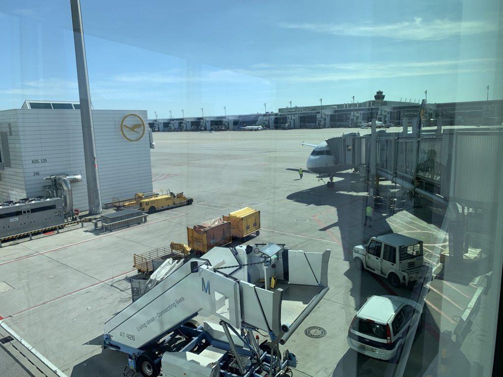 Lufthansa Economy nach Köln