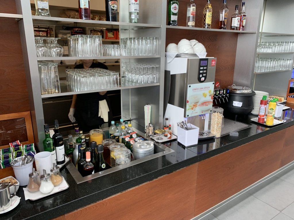 Airport Lounge Hamburg Plaza